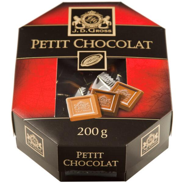 Caja de chocolates.