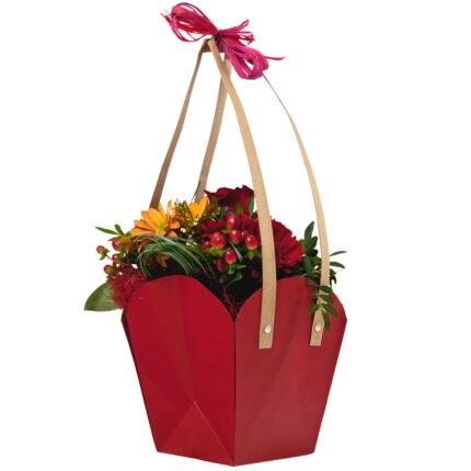 Bouquet en bolsa A